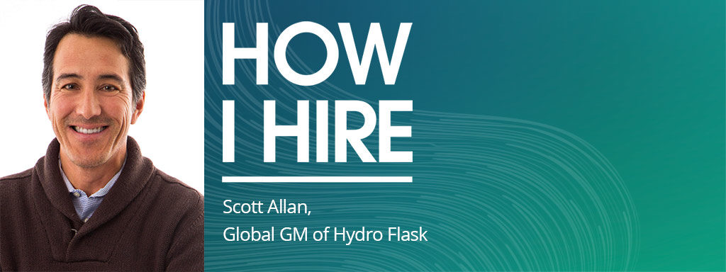 Scott Allan on How I Hire podcast