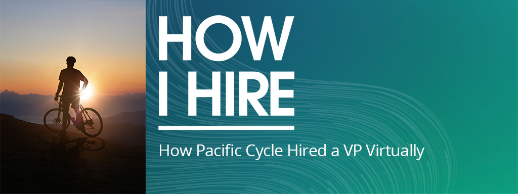 Pacific Cycle hires a key role virtually