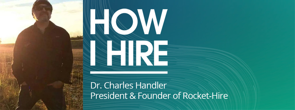 Charles Handler How I Hire podcast